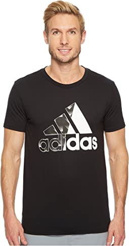 adidas - Badge of Sport Split Tee