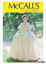 McCall's Patterns M7885 Angela Clayton Misses' Costume E5 (Sizes 14-22) Multi