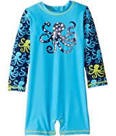 Hatley Kids - Deep Sea Octopus Rashguard (Infant)