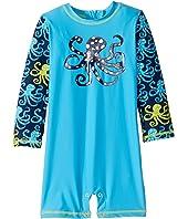 Hatley Kids - Deep Sea Octopus Rashguard (Infant)