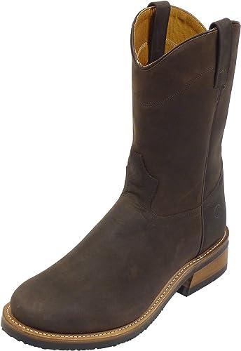 Westernwear-Shop Herren Westernstiefel Cooper Cowboystiefel BZW. BZW. BZW. Cowboy Stiefel & Bikerstiefel Westernstiefel für Herren Braun  heiße Rabatte