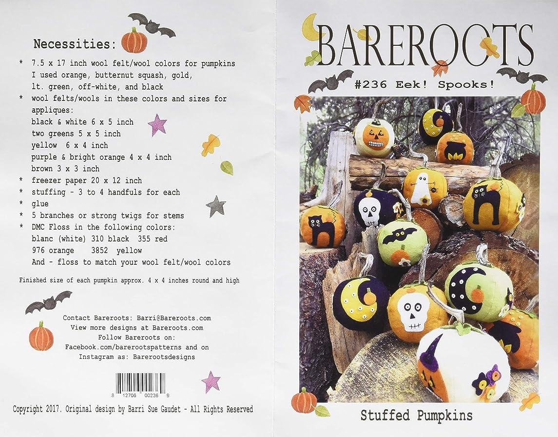 Bareroots BR236 Pattern