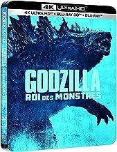 ゴジラ キング・オブ・モンスターズ 限定スチールブック仕様 [4K UHD+3D+Blu-ray ※日本語無し](輸入版) -Godzilla: King of the Monsters 4K+3D steelbook-