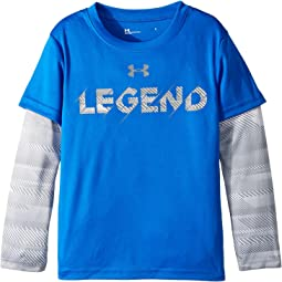 Under Armour Kids - Legend Slider (Little Kids/Big Kids)