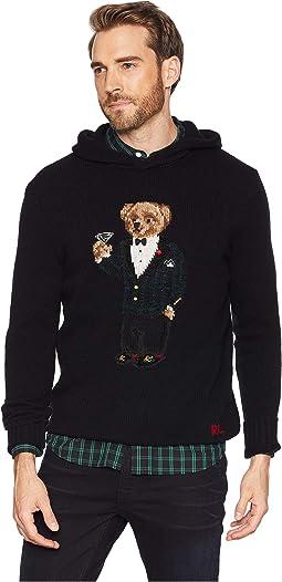 Bear Hooded Sweater