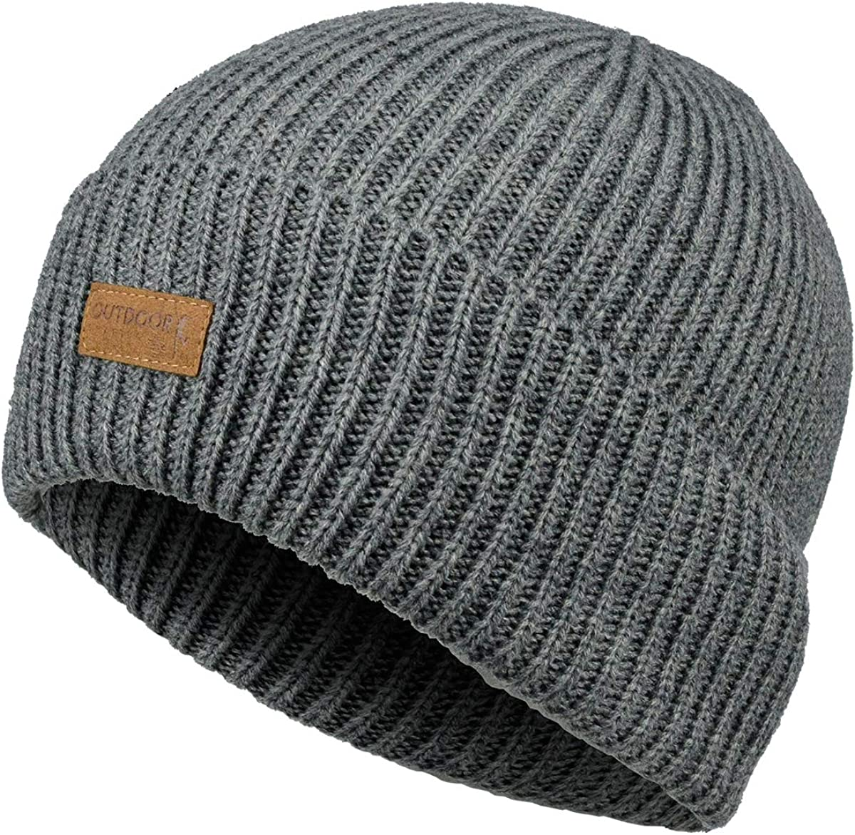 OUTDOOR SHAPING Winter Max 60% OFF Wool Beanie Knit Men Ribb for Women Hat sold out