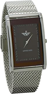 New Fande Dress Watch For men Analog Stainless Steel - NF011037A