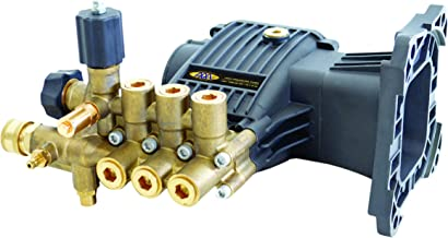 Sponsored Ad - AAA Pumps 90038 AAA Technologies Triplex Plunger Pump Kit 3800 PSI at 3.5 GPM, Blue/gold