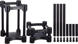 IsoAcoustics ISO-L8R130 Small Studio Monitor Stands (Pair)
