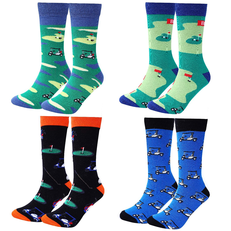 Moyel Funny Socks Novelty Cotton