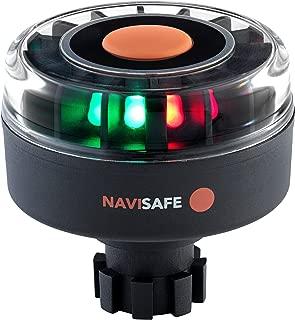 Navilight Tricolor 2 NM Boat Navigation Light with Navibolt Base