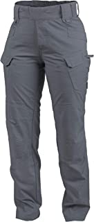 HELIKON-TEX Urban Line, UTP Urban Tactical Pants, Military Ripstop Cargo Style, Women's
