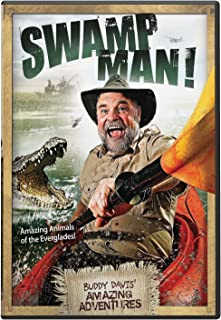 Buddy Davis' Amazing Adventures: Swamp Man
