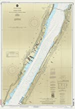 Map - Hudson River -Days Pt To George Washington Bridge, 1992 Nautical NOAA Chart - New York, New Jersey (NY, NJ) - Vintage Wall Art - 16in x 24in