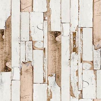 I Sthome Klebefolie Mobelfolie Altes Holz Door Grau Beige Braun Dekorfolie Holzoptik 45 X 200 Cm Mobel Selbstklebefolie Holzdekor Vintage Selbstklebende Folie Amazon De Baumarkt