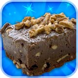 Everyone loves brownie. You can be a cake maker right now to design and make your own brownie.