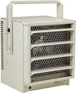 NewAir G73 Hardwired Electric Garage Heater, Heats up to 500 square feet (Renewed)