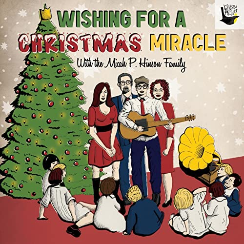 A Christmas Miracle.Wishing For A Christmas Miracle With The Micah P Hinson