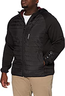Jack & Jones Men's Jcotoby Twisted Hybrid Jacket Ps Jacke