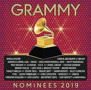 2019 GRAMMY Nominees