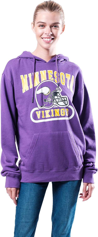 Max 71% OFF Ranking TOP15 Ultra Game NFL Women's Super Sweatshirt Soft Hoodie Avai Fleece