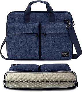 KINGSLONG 15 15.6 Inch Laptop Case Bag Sleeve, Lightweight Laptop Computer Notebook Ultrabooks Carrying Case Sleeve Handba...