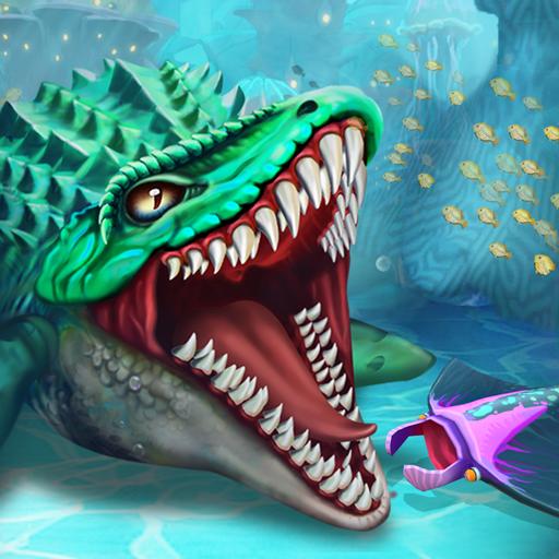 Dino Water World 3D
