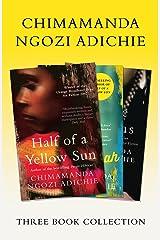 Half of a Yellow Sun, Americanah, Purple Hibiscus: Chimamanda Ngozi Adichie Three-Book Collection Kindle Edition