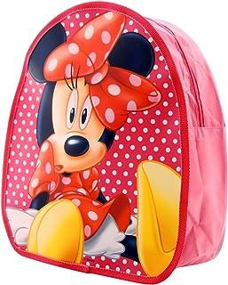 Minnie Mouse AR672/99042 - Mochila Infantil Minnie surt 2 Capacidad 30 x 10 x 25 cm Mochila Infantil 30 cm, Multicolor