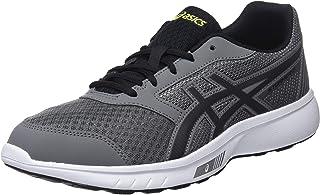 ASICS Men's Stormer 2 Road Running Shoes, Black