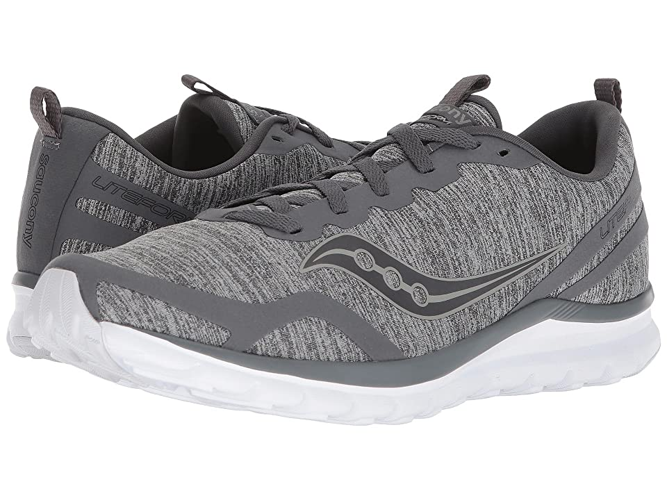 Saucony Liteform Feel (Grey Heather) Men