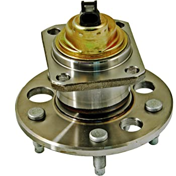 ACDelco 512247 Advantage Rear Wheel Hub and Bearing Assembly with Wheel Speed Sensor and Wheel Studs
