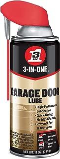 WD40 100581 3 In 1 Dry Garage Door Lube Spray - 11 oz.