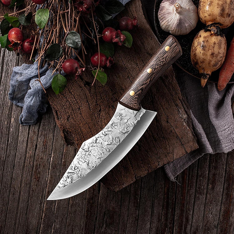 Kitchen Knife 7.6inch Handmade Regular dealer Butcher Meat Sales for sale Forged