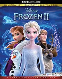 Frozen 2 debuts on Digital Feb. 11 and on 4K Ultra HD, Blu-ray and DVD Feb. 25 from Disney