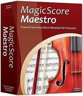 MagicScore Maestro v8 [Discontinued]