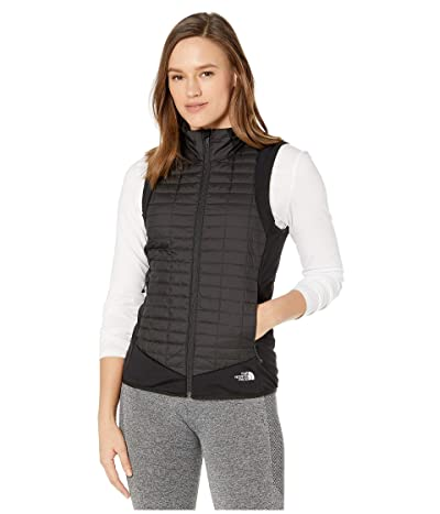 The North Face Thermoball Hybrid Vest (TNF Black) Women