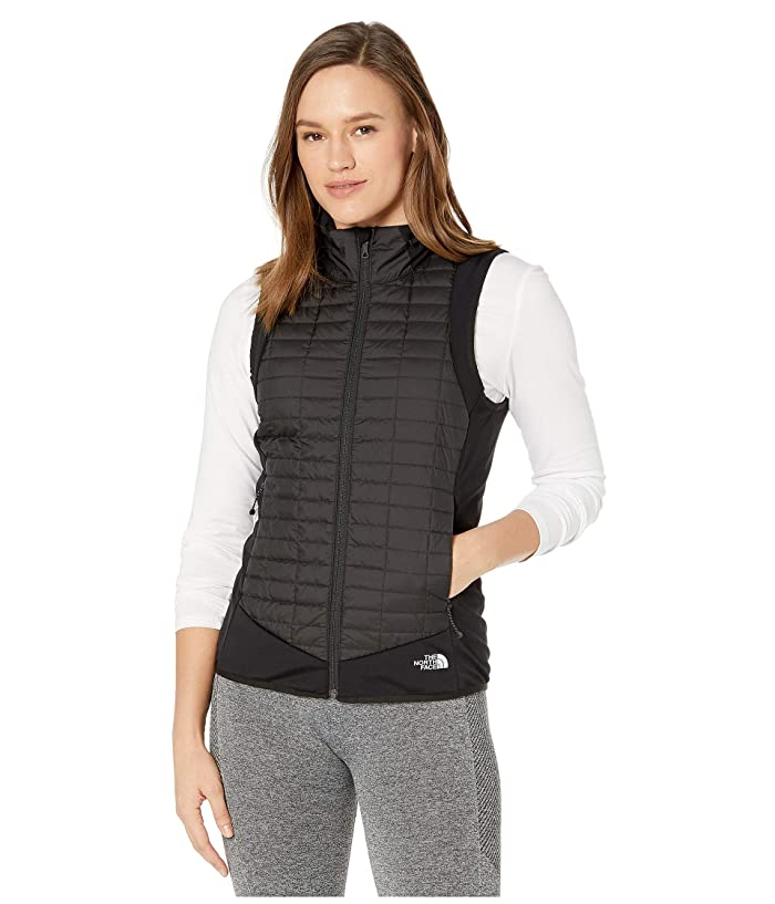 The North Face Thermoball Hybrid Vest (TNF Black) Women's Vest