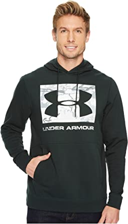 Under Armour - Threadborne Camo Fill Hoodie