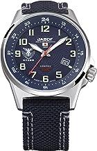 [ケンテックス] 腕時計 JSDF STANDARD ソーラー 航空自衛隊モデル ミリタリー S715M-02 ブルー