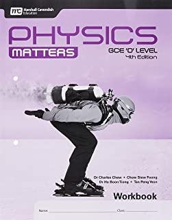 Physics Matters GCE 'O' Level Workbook (4th Edition)
