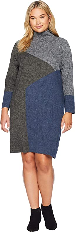 Plus Size Laid Back Dress