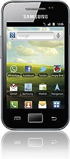 Samsung Galaxy Ace (S5830i) - Smartphone libre (pantalla táctil de 3,5