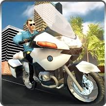 Police Bike Chase Cop Vs Robber 3D: Vegas City Crime Mafia Gangster Criminal Mind Jail Breakout Adventure Mission Games Free For Kids 2018