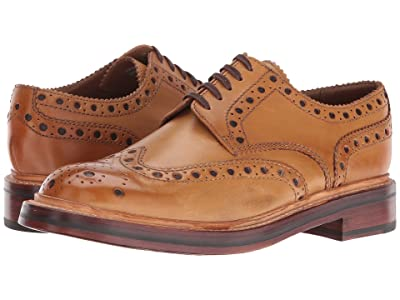 Grenson Archie (Tan) Men