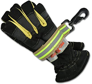 firefighter glove strap personalized