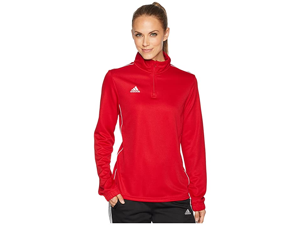 adidas Core 18 Training Top (Power Red/White) Women