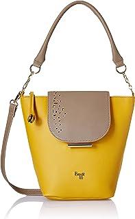 Baggit Spring/Summer 20 Women's Handbag (Yellow)