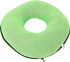 Almofada anti-escarificação, almofada impermeável para hemorroidas em formato de rosquinha para uso diário para idosos par...