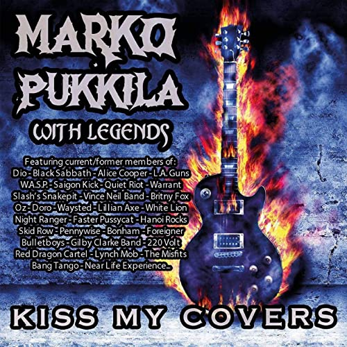 Rock´n´roll Children by Marko Pukkila with Legends on Amazon ...